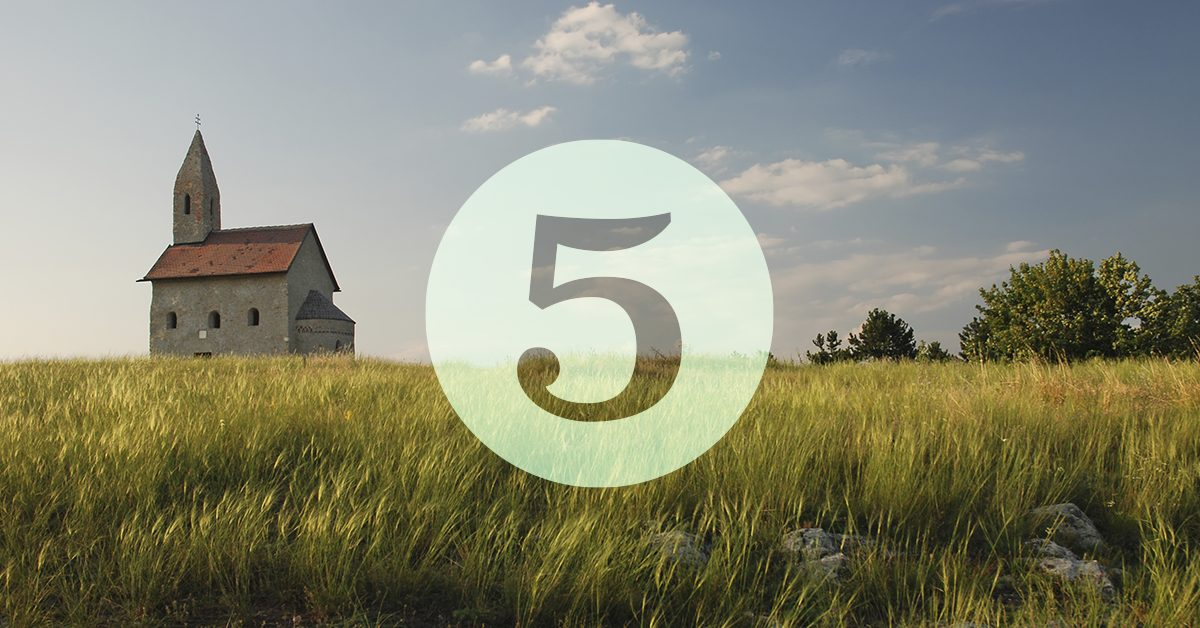5 Things You MUST Do BEFORE YouPlant a Church