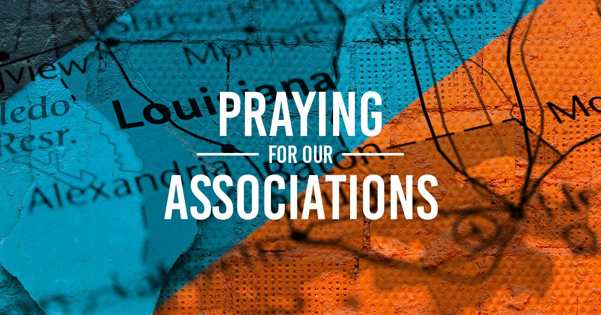 Pray for Our Associations