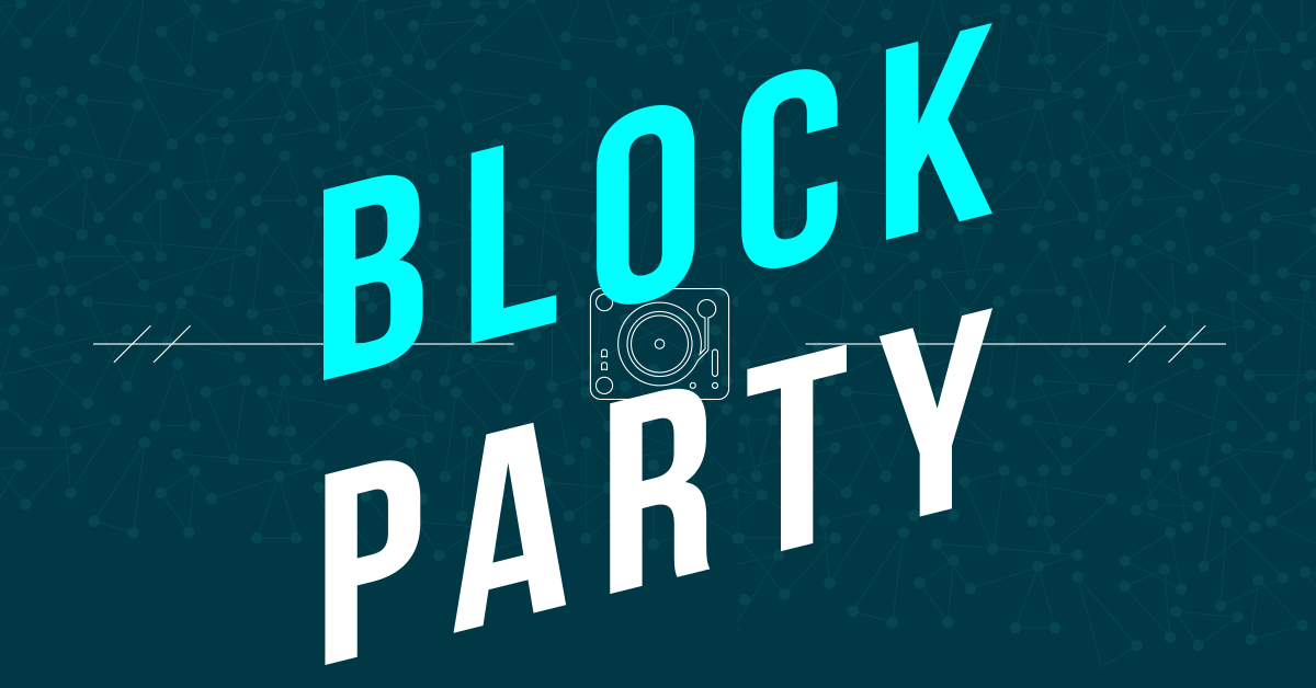 Why Block Parties?