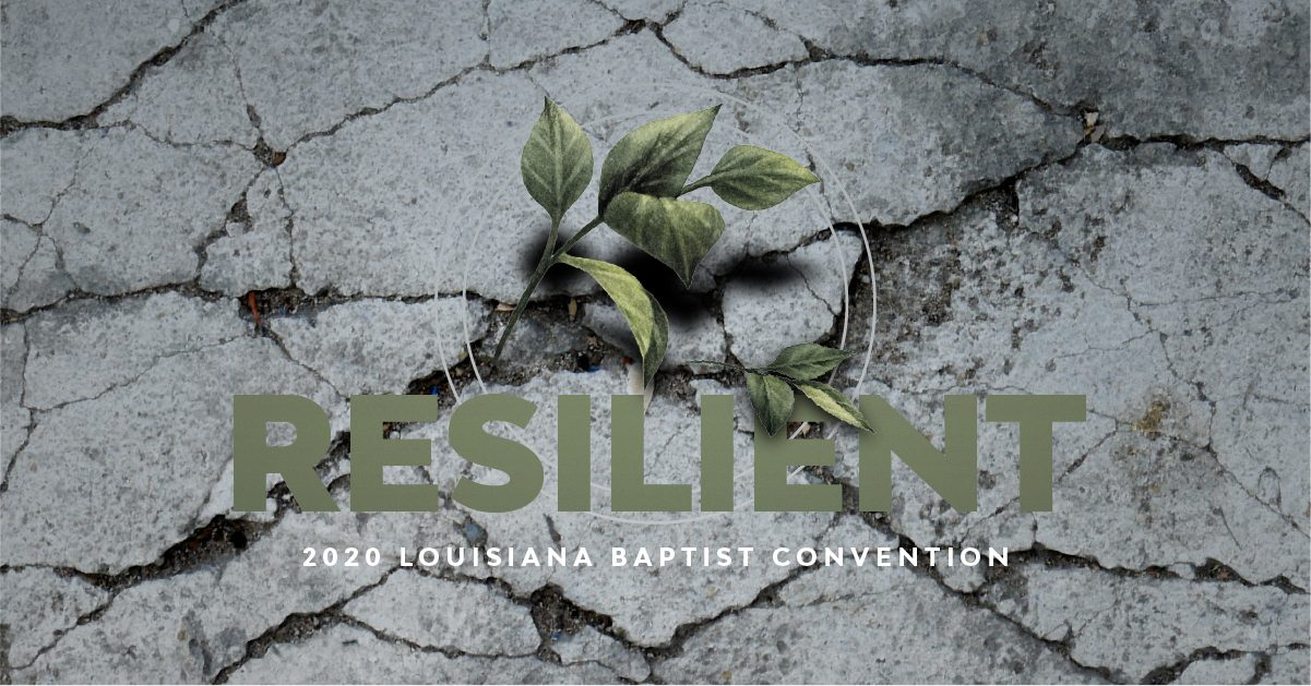 Louisiana Baptists Are Gathering