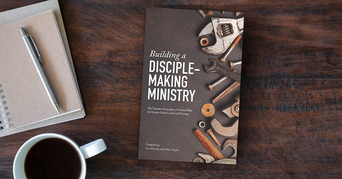 Building a Disciple-Making Ministry